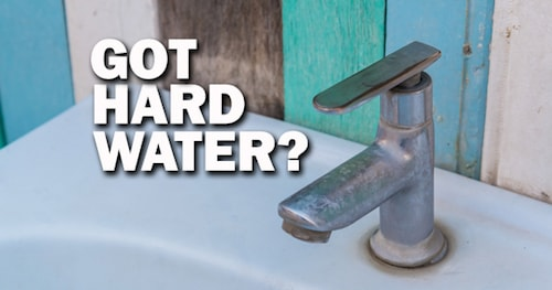 Signs You May Have a Problem with Hard Water